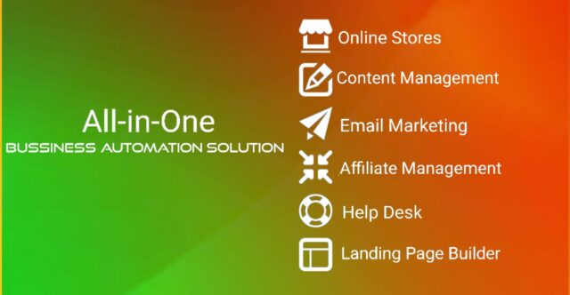 Best Latest All-in-One Online Business Automation Solution 2021